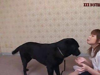 Amateur Dog porn Rapidin 12 Sec